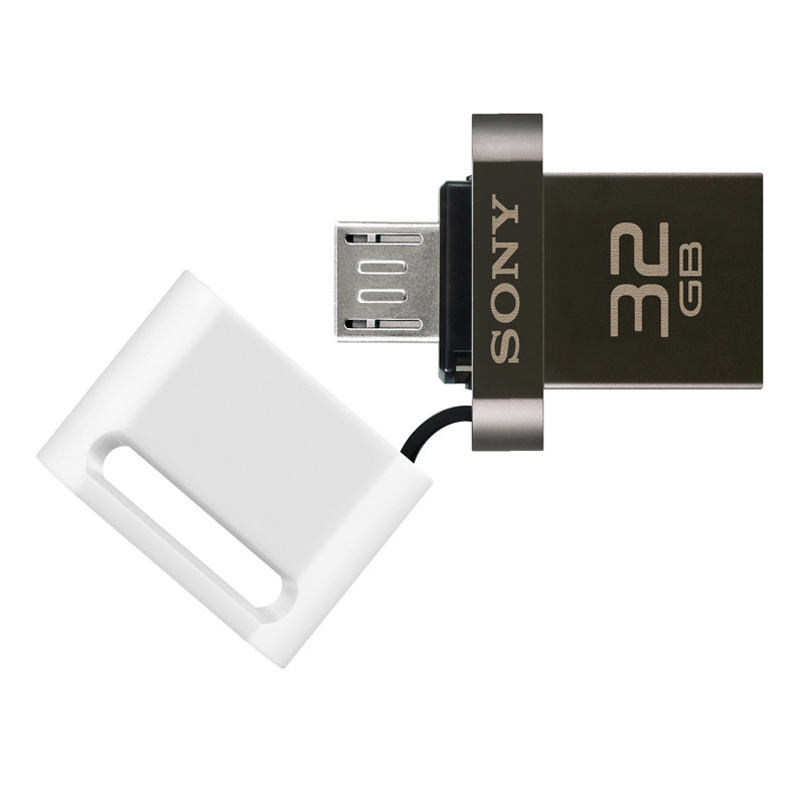 Sony Microvault USB Flash Drive for Smartphone