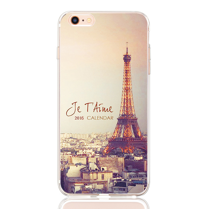 Fashion Style TPU Mobile Case for iphone 6/6s/6s plus VS904