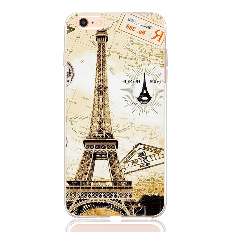 Fashion Style TPU Mobile Case for iphone 6/6s/6s plus VS911