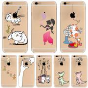 Fashion Style TPU Mobile Case for iphone 6/6s/6s plus VS920
