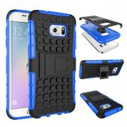 Rugged Armor Cover Impact Heavy Duty Hybrid Stand Case For Samsung Galaxy S7 Edge G9350 Shockproof