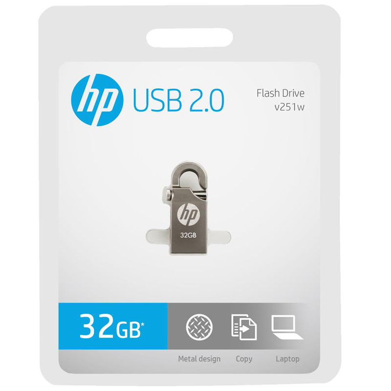 HP v222w USB Flash Drive USB 2.0