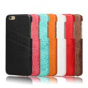 Leather waterproof, Crashproof protective mobile phone case for iphone